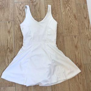 Athleta dress white